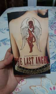 FICTION BOOK The Last Angel.