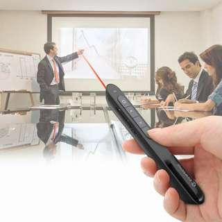 Brand New Zoweetek ZWP02 Wireless 2.4Ghz Infrared Remote Control USB Powerpoint Presentation Pointer Presenter