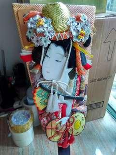 Japanese Handmade Geisha