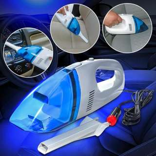 High Power Portable Vacuum Cleaner For Car