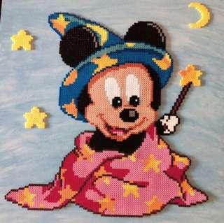 Minnie Mouse Hama Bead Designs