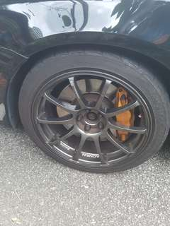 Advan Racing RS 17inch Rim