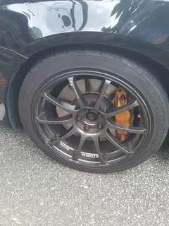 Advan Racing RS 17inch Rim
