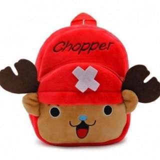Merch Chopper Backpack For Kids