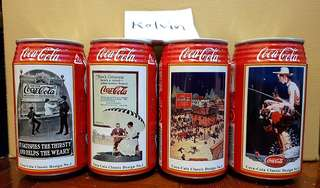 Coca Cola Japan 120th Anniversary cans.【Rare】