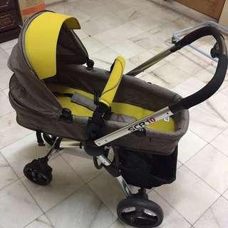 Sweet cheer SCR 10 Multifunctional Stroller