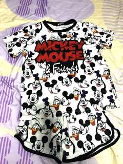 Inspired Mickey Mouse set