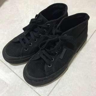 Superga high cut sneakers