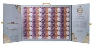放匯豐150週年 $150紀念鈔