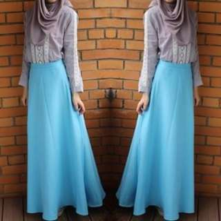 4XL BNWT A-line maxi skirt