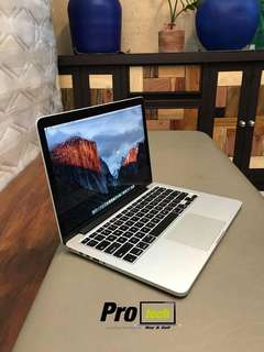 MacBook Pro Retina 13 inch 2012 Model