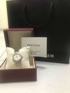 Original Delvina watch