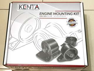 SAGA Flx Engine Mounting Set
