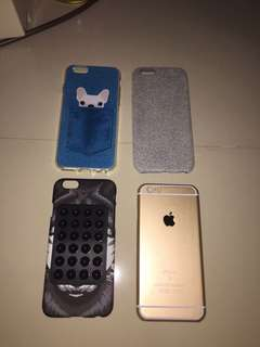 Case iphone 6/6s (4pcs only 50k)