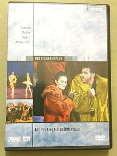 🎼 TDK DVD Video Sampler
