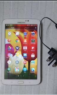 Samsung tab 7 good working condition