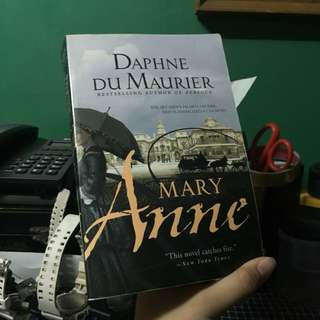 Mary Anne (Book by Daphne du Maurier)