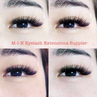Eyelash extensions supplier in Singapore
