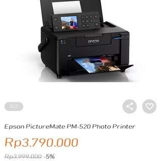Printer foto epson