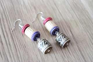 Handmade earring 耳環