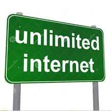 Unlimited Internet via BlueVPN