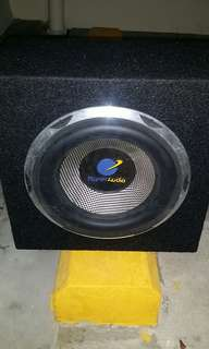 "Planet Audio Sub Woofer 10"" inch"