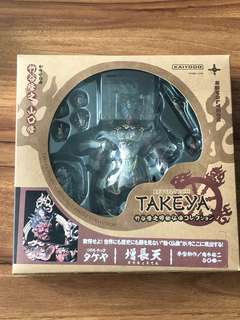 Revoltech Takeya ZOCHOUTEN NR-157 BNIB