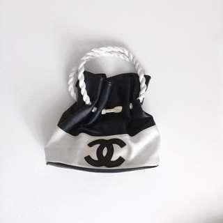Vintage Chanel Paris Handbag