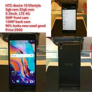 HTC desire10 lifestyle