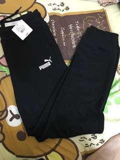 Puma ess logo sweat pants tr