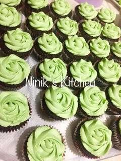 Mint Cupcakes