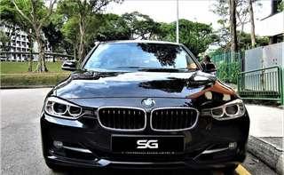 BMW F30 316i