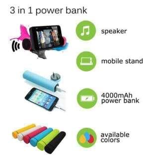3in1 Powerbank