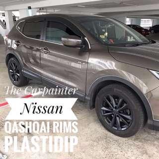 Nissan Qashqai Plastidip Service Plasti Dip