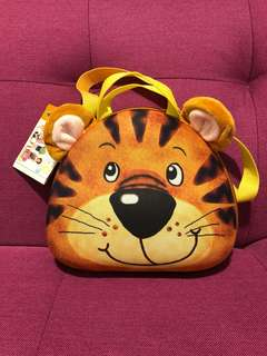 Wildpack Lunch Box - Tiger