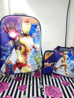 Ironman 3IN1 TROLLEY Bag
