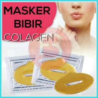 Masker Bibir Colagen / Collagen