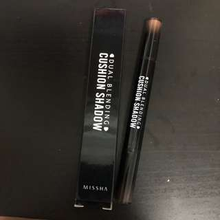 Missha Dual Blending Cushion Shadow - London Trip