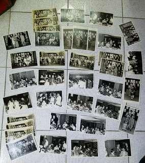 估計是70年代初,相片合共38張,有4組相同的,老香港,舊照片,老照片,舊相片