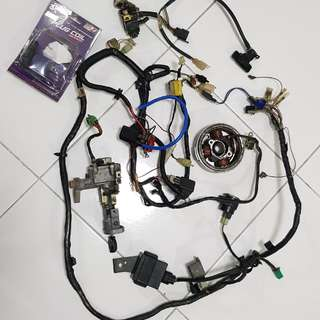 Ce13a wiring complete set