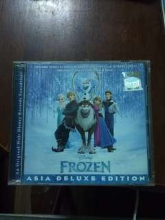 Frozen Soundtrack: Asia Deluxe Edition