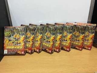 頑駄無大將軍 8款 全套 BB戰士 高達 特別版 迷你版 絕版