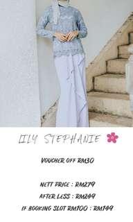 (NEW) Lily Stephanie (Lily Petuna)