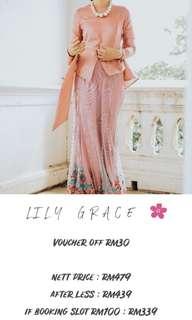 (NEW) Lily Grace (Lily Petuna)