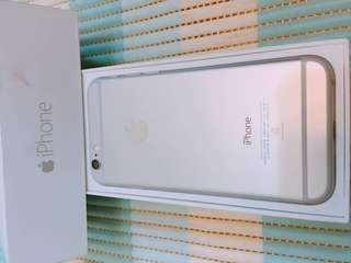 🚚 iPhone 6 64g silver