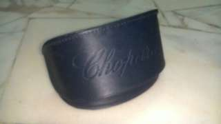 Chopard sunglasses leather pouch