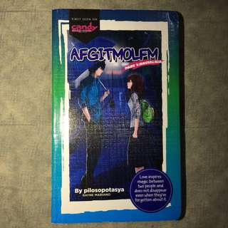 Preloved Wattpad Book: AFGITMOLFM (part 2: Nostalgia)