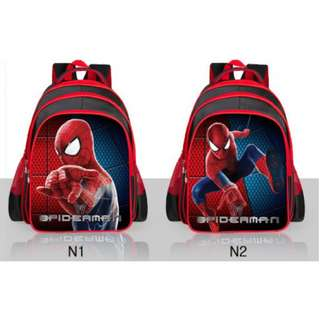 Spiderman Kids' Backpack - Choose from two designs