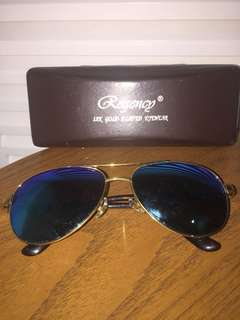 Sunglasses 18K Gold Plated