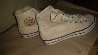 Vintage 60s Converse Staff Shoe Sneakers